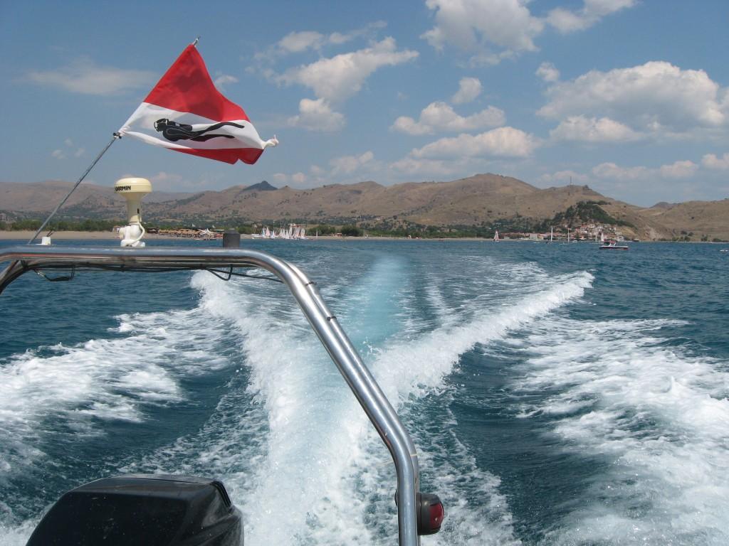 Lesvos Boat Dive14