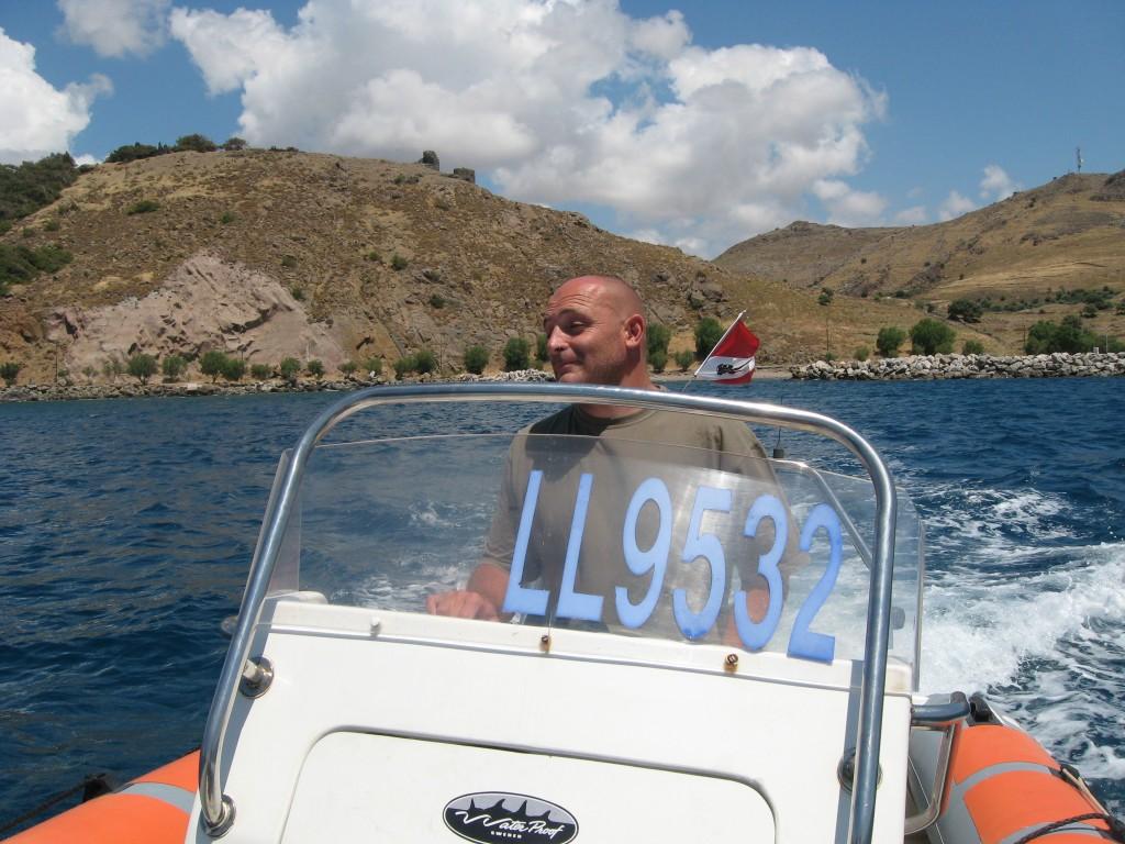 Lesvos Boat Dive4